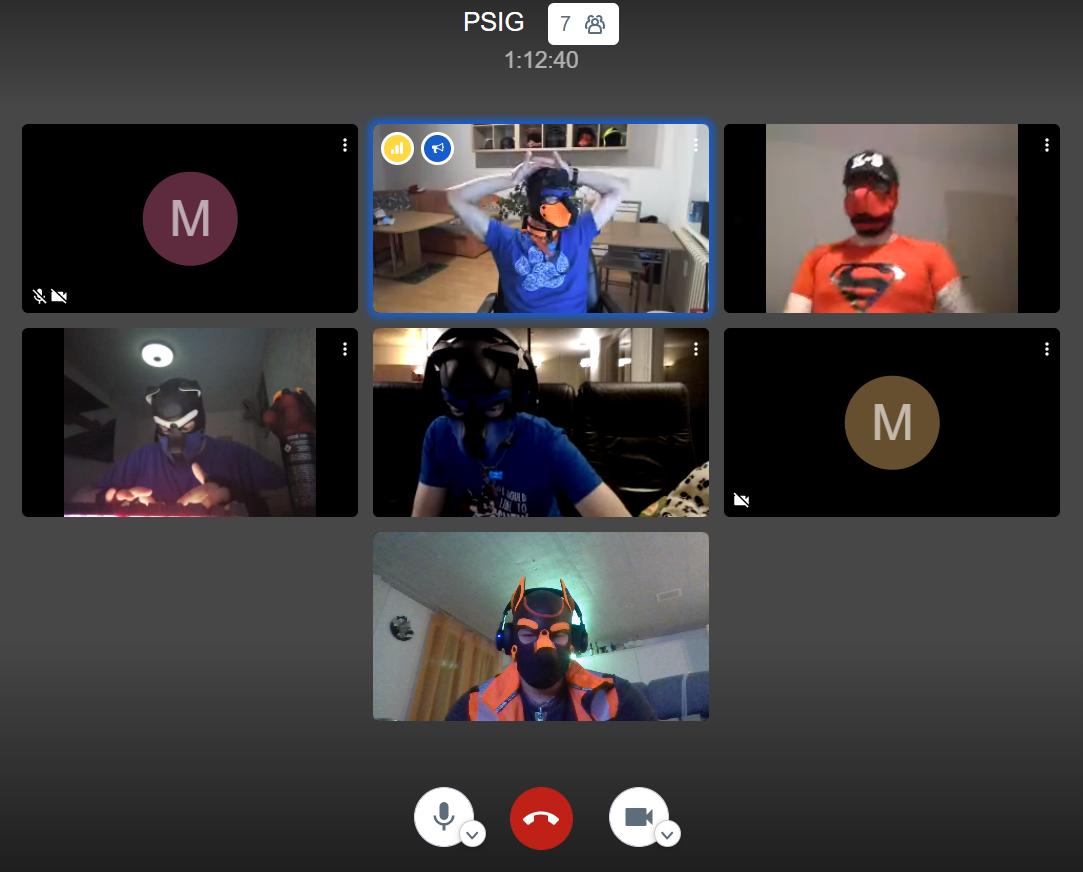 Social Meeting!