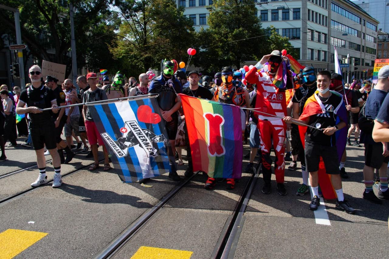 Zürich Pride 2021, es war ein toller Tag!